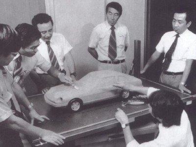 Nissan Datsun Engineers and the orginal 240z S30