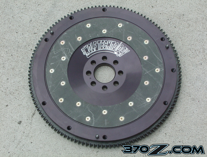 JWT Flywheel