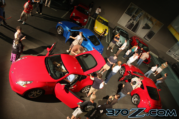 370z edmonds event