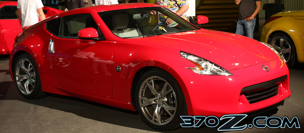 370Z front