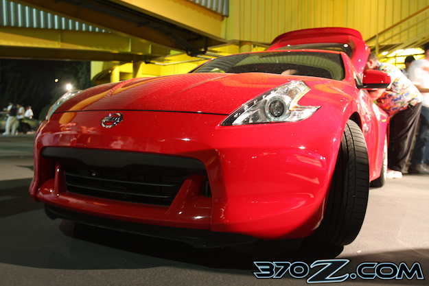 370Z front end
