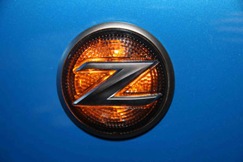 Nissan 370z_hazardlight